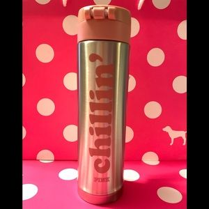 Victoria's Secret Pink Chillin' Thermos